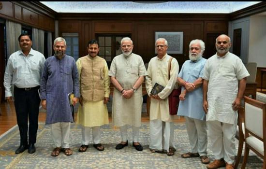 संस्कृत भारती द्वारा प्रथम अंतरराष्ट्रीय विश्व सम्मेलन का आयोजन  ।