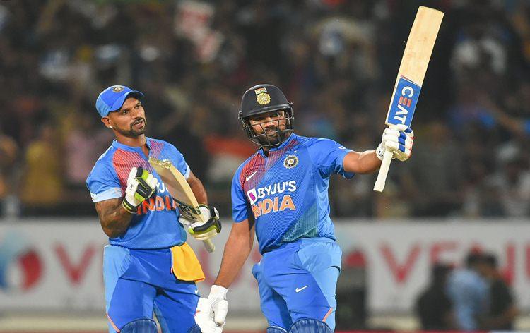 भारत ने बंगलादेश को दूसरे ट्वेंटी-ट्वेंटी क्रिकेट मैच में आठ विकेट से हराया