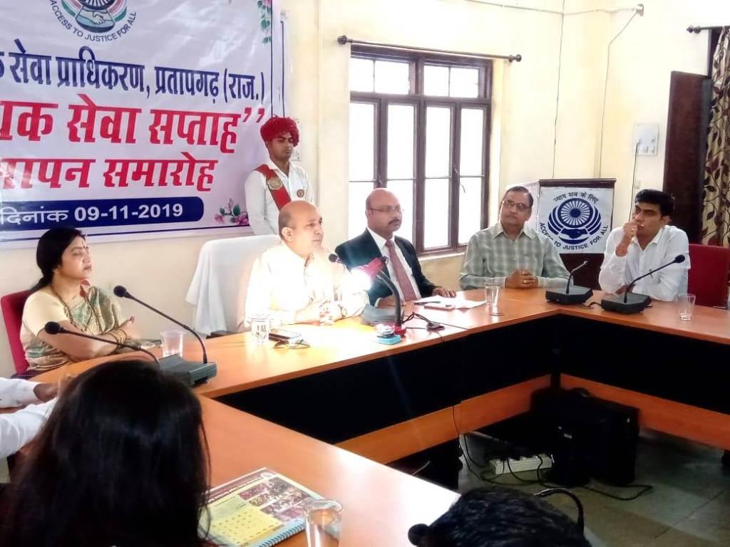 सप्ताहभर आयोजित हुए विभिन्न जागरूकता कार्यक्रम
