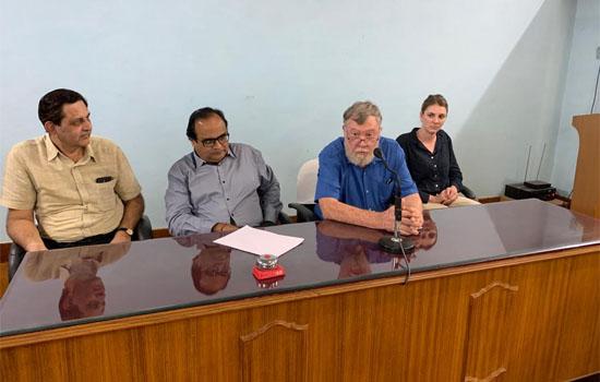 एमपीयूटी उदयपुर एवं वेस्टर्न सिडनी विश्वविद्यालय, आस्ट्रेलिया के बीच शीघ्र उच्च अध्ययन(पीएचडी प्रोग्राम) हेतु संयुक्त करार