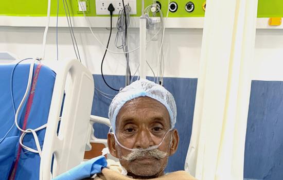 पीएमसीएच में ह्रदय के ट्यूमर की सफल सर्जरी