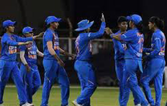 विंडीज से जीती सीरीज भारतीय महिला टीम ने