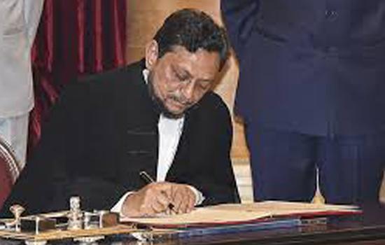 अरविंद बोबड़े भारत के 47वें मुख्य न्यायाधीश बने