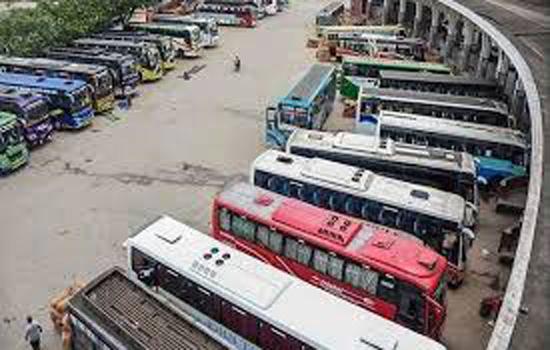 बंगलादेश के कई भागों में परिवहन कर्मचारी हड़ताल पर