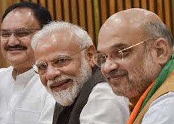 जेपी नड्डा को PM मोदी और अमित शाह ने दी जन्मदिन की बधाई