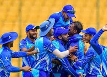 एक रन की जीत से कर्नाटक बना चैंपियन