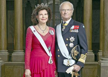 आज करेंगे स्वीडन के राजा और रानी मुम्बई की यात्रा