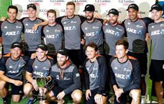 एमसीसी स्पिरिट ऑफ क्रिकेट पुरस्कार न्यूजीलैंड को