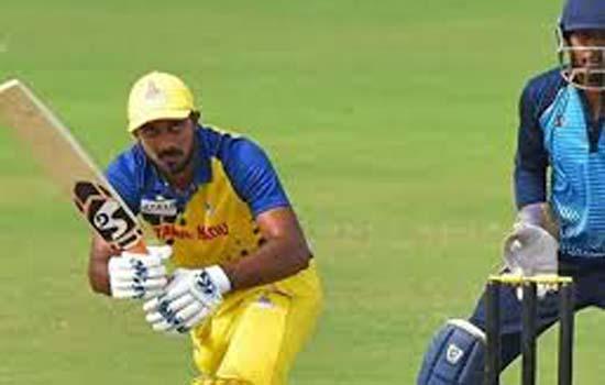 विजय शंकर रणजी ट्रॉफी टूर्नामेंट में तमिलनाडु की अगुआई करेंगे