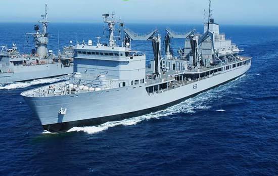 नौसेना दिवस पर देश का नौसैनिकों को नमन