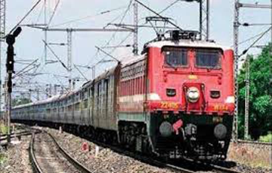 जयपुर-रेणिगुंटा-जयपुर स्पेशल (०३ ट्रिप) रेलसेवा का संचालन