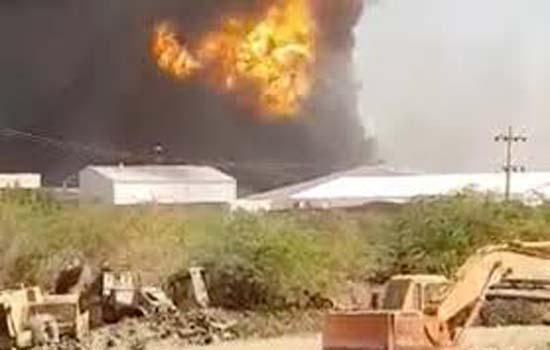 सूडान कारखाने में हुए भीषण विस्फोट में 6 भारतीयों की मौत