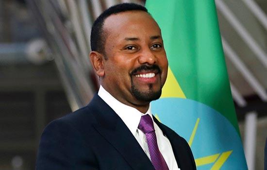 इथियोपिया के पीएम को नोबेल शांति पुरस्कार