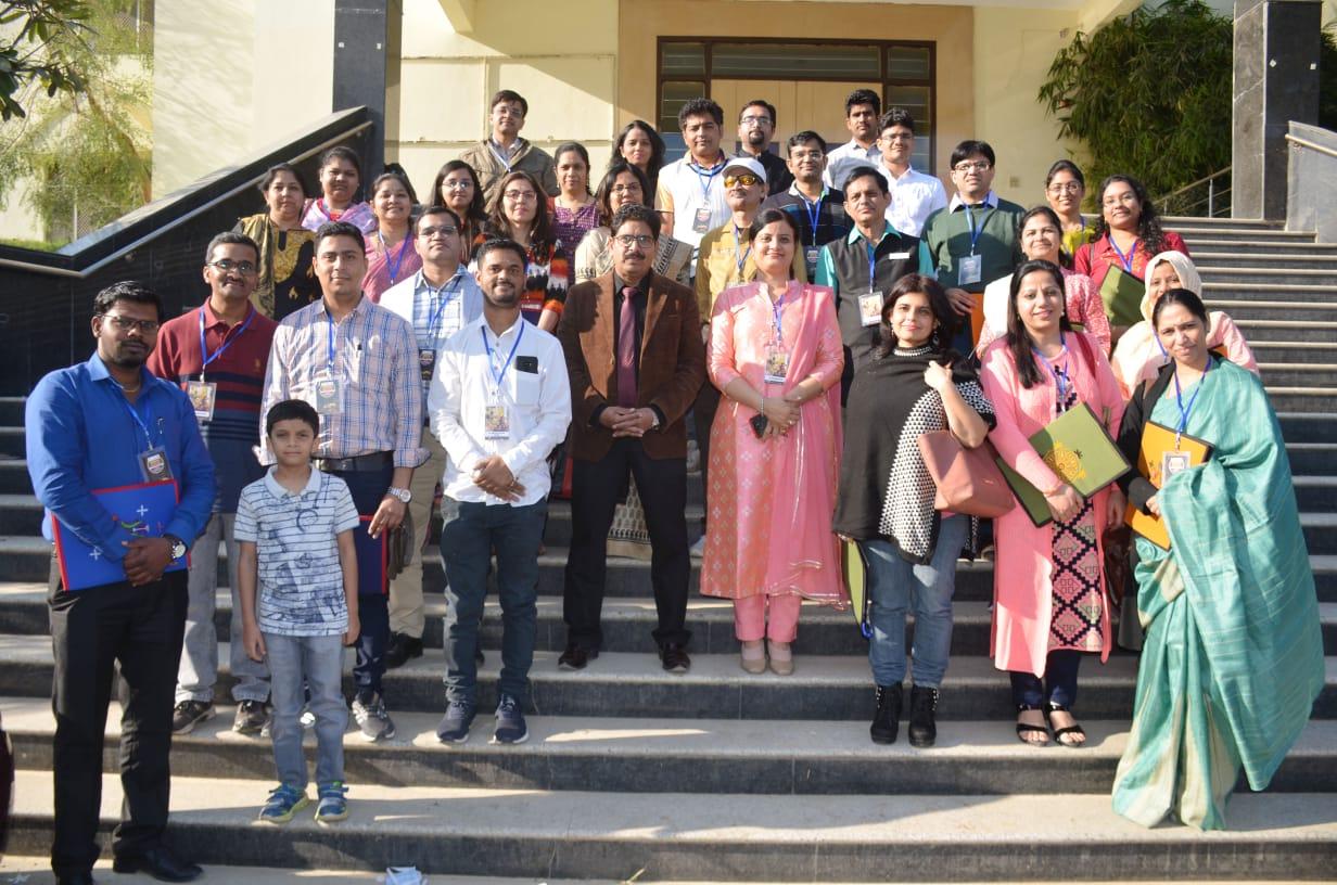 गीतांजली में EMG एवं NCS की एडवांस कार्यशाला का आयोजन
