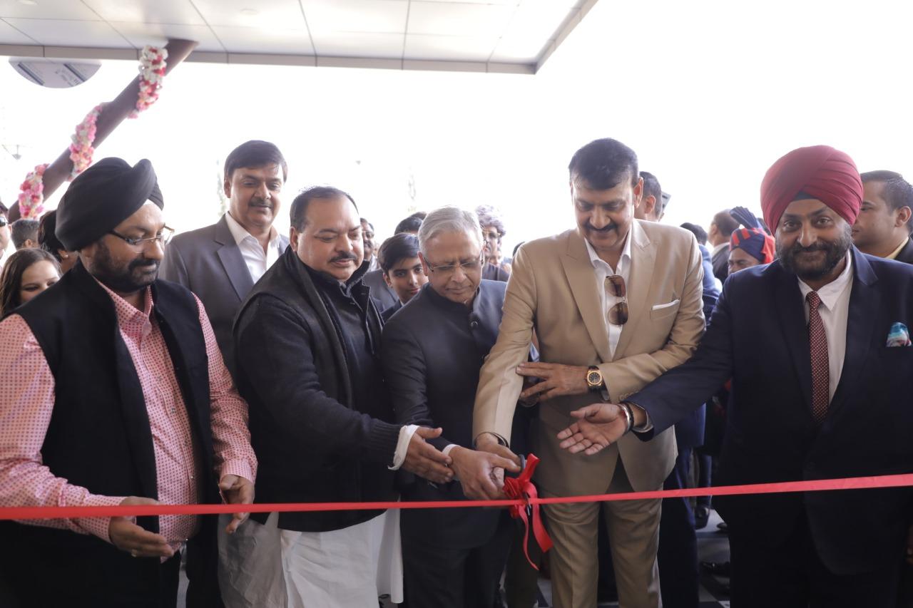 पारस हैल्थ केयर ने उदयपुर में रखा स्वास्थ्य सेवाओं में कदम