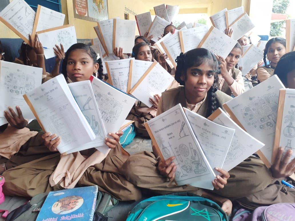 हिन्दुस्तान जिंक द्वारा दसवीं बोर्ड के विद्यार्थियों हेतु शीतकालीन शैक्षिक शिविर