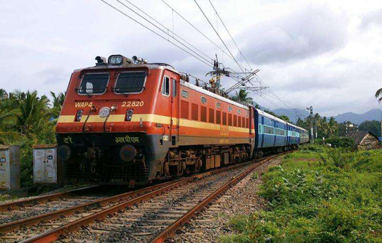 डिब्रूगढ-लालगढ- डिब्रूगढ रेलसेवा का होगा मार्ग परिवर्तन