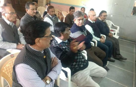 सिन्धी समाज का प्रथम मिनी परिचय सम्मेलन (व्यक्तिगत समन्वय) कार्यक्रम दिनांक 26 जनवरी को