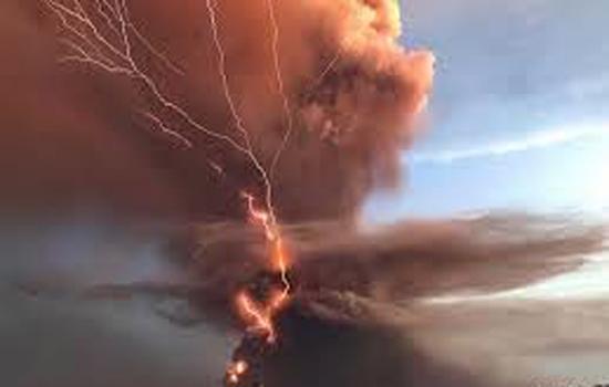 ज्वालामुखी विस्फोट को लेकर फिलीपींस में अलर्ट