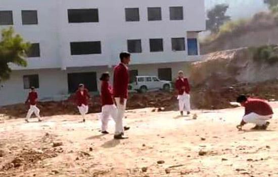 अरावली कॉलेज ऑफ नर्सिग में मनाया मकर संक्रांति पर्व