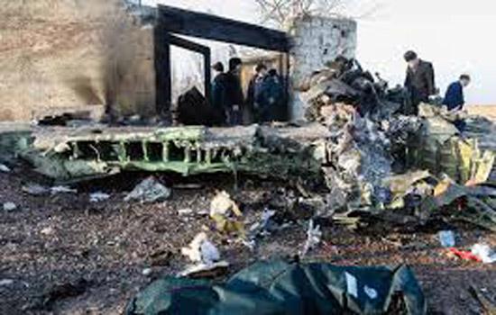 यूक्रेन के विमान हादसा स्थल पर कनाडा के विशेषज्ञों की विशेष जांच जारी
