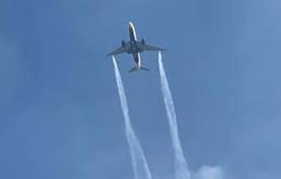 जेट विमान से 17 बच्चे घायल