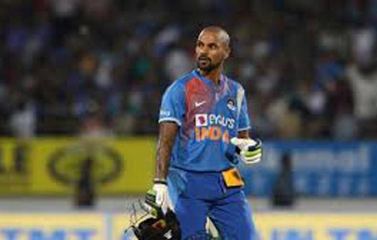 ऑस्ट्रेलिया से टीम इंडिया की हार की वजह बतायी शिखर धवन ने