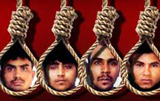 निर्भया के दोषियों को 22 जनवरी को फांसी