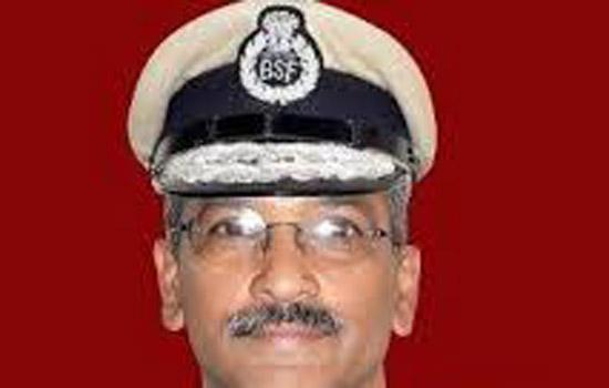 आनंद प्रकाश माहेश्वरी ने सीआरपीएफ के महानिदेशक का पदभार संभाला