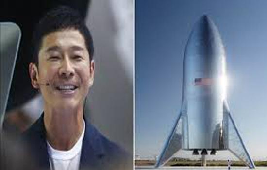 जापान के अरबपति को है चाँद पर जाने के लिए लाइफ पार्टनर की तलाश