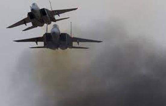 वायुसेना के अड्डे पर हमले में इजराइल का है हाथ