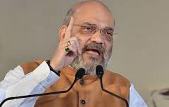 बिहार में विधानसभा चुनाव, मुख्यमंत्री नीतीश कुमार के नेतृत्व में लड़ा जाएगा-अमित शाह