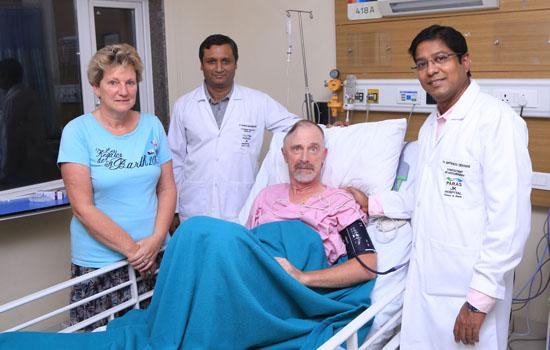 उदयपुर में पहली बार हुई विदेशी नागरिक की न्यूरोसर्जरी