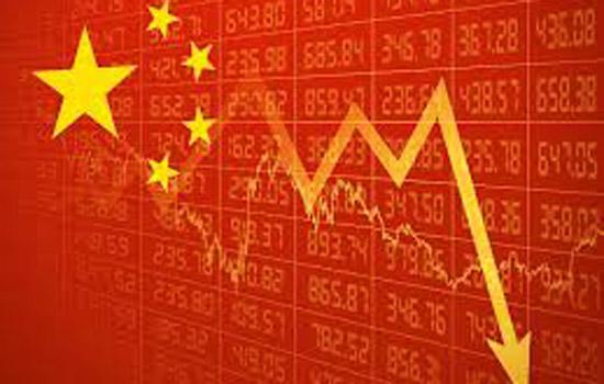 चीन की अर्थव्यवस्था तीन साल के सबसे निचले स्तर पर पहुंची