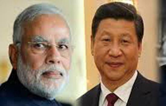 भारत ने चीन को लिया आड़े हाथ