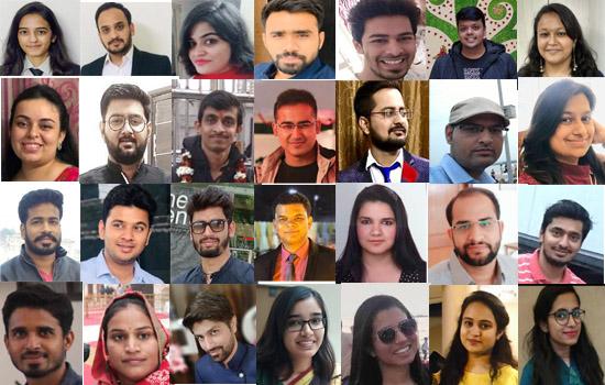 एक ही वर्ष में सोजतिया क्लासेज ने भारत को दिए 84 सी.ए.