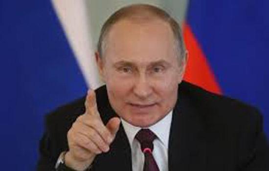 रूस के राष्ट्रपति ब्लादीमीर पुतिन ने नई सरकार की नियुक्ति की