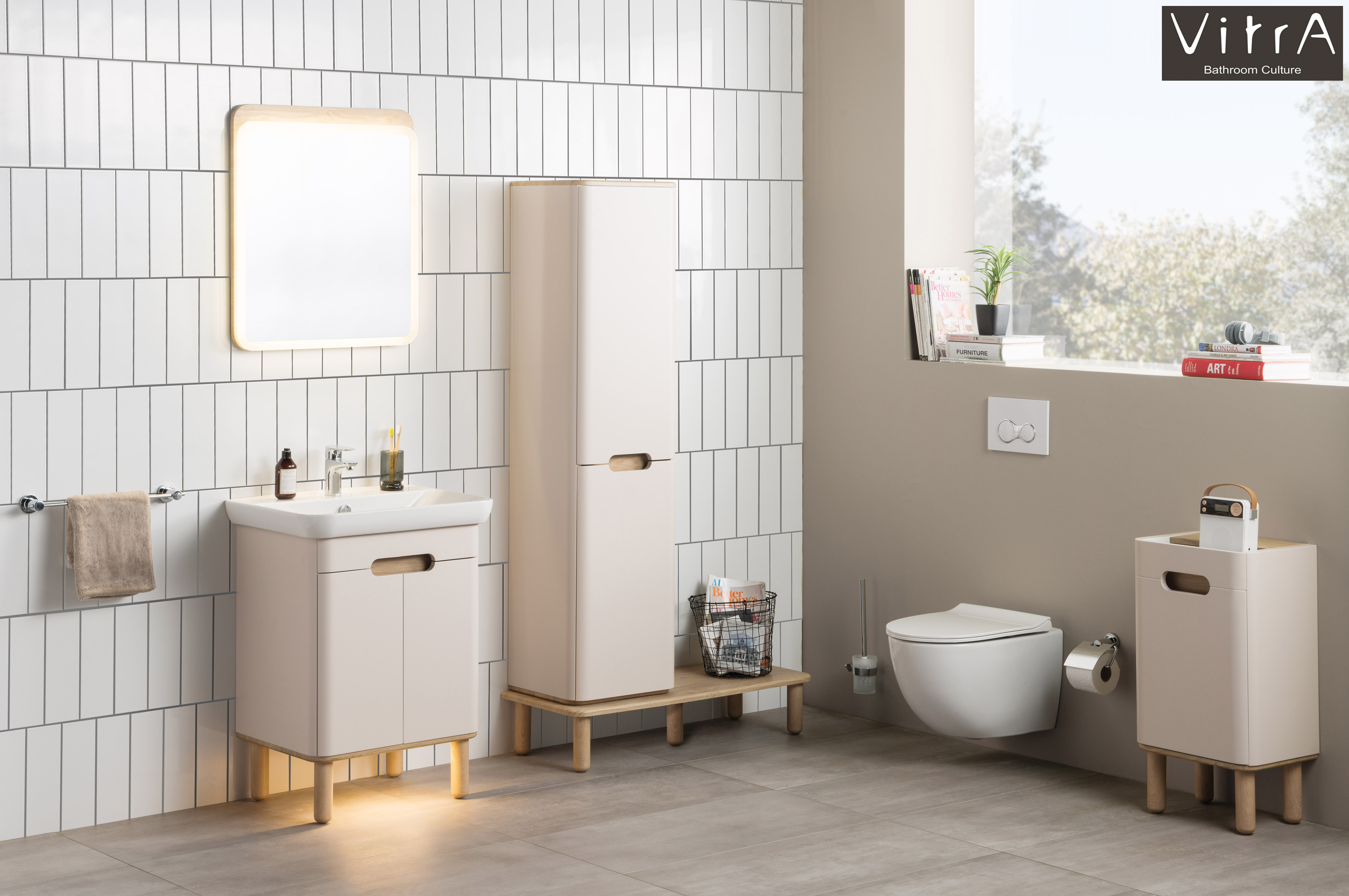 VitrA launches Sento WC with New Colour Options