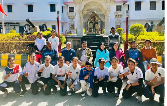 ठाकुर गुमान सिंह राठौड़ स्मृति क्रिकेट प्रतियोगिता का आयोजन