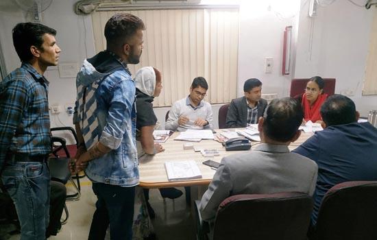 जिला स्तरीय जनसुनवाई और सतर्कता समिति की बैठक संपन्न