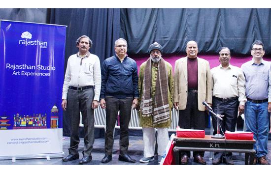 भारतीय लोक कला मण्डल में कला अनुभव कार्यशाला का आयोजन हुआ