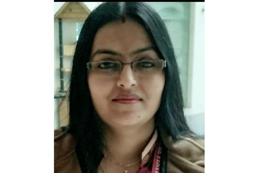 युवा कथाकार रीना मेनारिया जयपुर में आयोजित समानान्तर साहित्य उत्सव में भाग लेगी