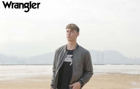 Own the night with Wrangler's Monochrome Collection
