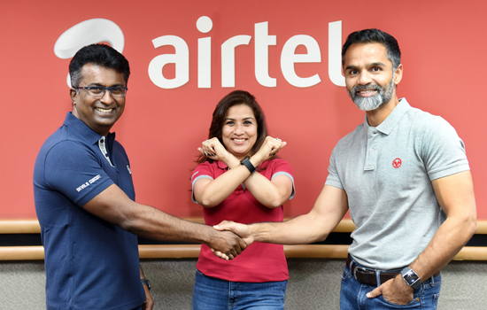 As Fitnessbecomes mainstream in India, Airtel to power youth-firstdigital platform for fitness content