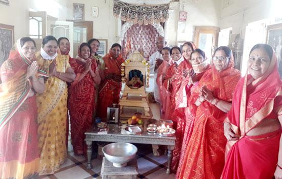 आदिनाथ जन्म कल्याणक व दीक्षा महोत्सव हर्षोउल्लास से मनाया गया