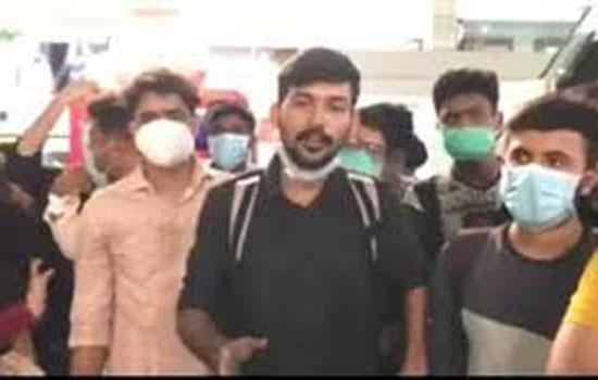 विदेशों में फंसे भारतीय छात्र नहीं आ पाएंगे भारत