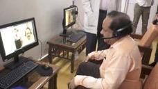 दिल्ली एम्म में राष्ट्रीय टेली परामर्श केन्द्र का शुभारंभ