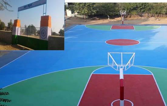 गांवों में भी मनरेगा के तहत छात्रा-छात्राओं को अच्छे खेल मैदान मिलेंगे