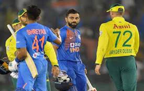 भारतीय टीम नहीं जा रही है साउथ अफ्रीका दौरे पर