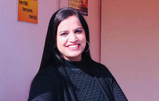 Chandigarh Librarian on the 'Wall of Fame' of International Body